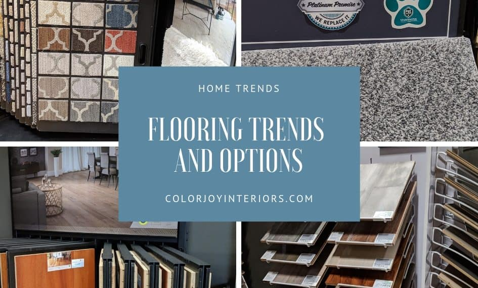2019 Flooring trends - Indianapolis flooring - interior design Indianapolis