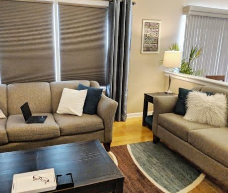family room design - 2019 color trends