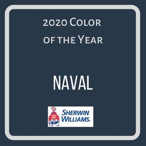 2020 Color of the Year - Naval by Sherwin-Williams