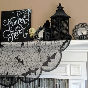 Seasonal holiday decorating - Halloween decorating Indianapolis