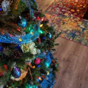 holiday decorating Indianapolis interior design