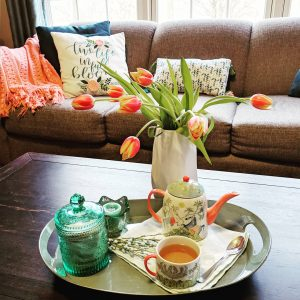 Spring decorating seasonal home decorating indianapolis