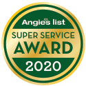 Angie's List Super Service Award - Indiana Interior Designer